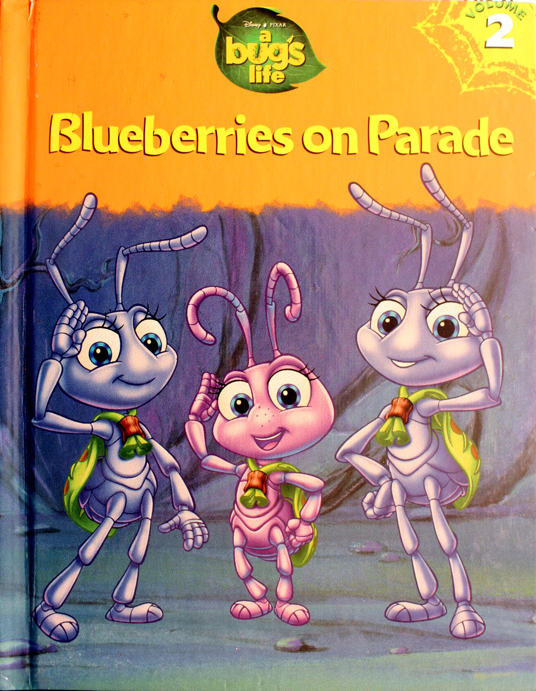 Blueberries On Parade A Bug S Life 2 By K Emily Hutta Victoria Saxon Considerthelilies Org
